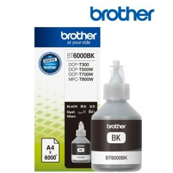 Cerneal originala Brother BT6000BK