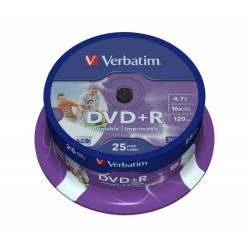 DVD+R printabile Verbatim 4.7Gb 16x