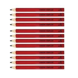 Set 12 creioane pentru tamplarie