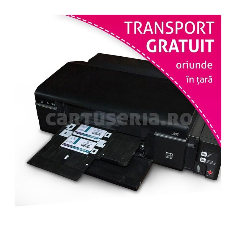 Imprimanta printare card PVC cu accesorii