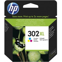 Cartus original HP302XL Color F6U67AE
