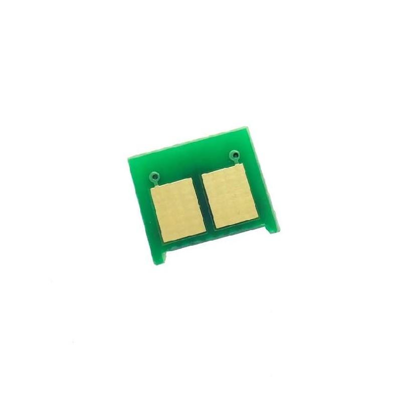 Chip HP universal compatibil Cyan Q6001-CRG717