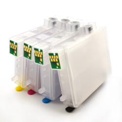 Cartuse reincarcabile T0601, T0602, T0603, T0604 pentru Epson