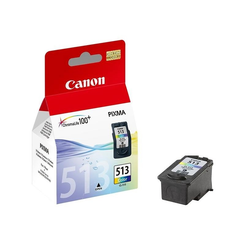 Cartus original Canon CLI513 color