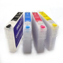 Cartuse refilabile T73N pentru Epson