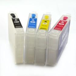 Cartuse reincarcabile Epson T1301, T1302, T1303, T1304