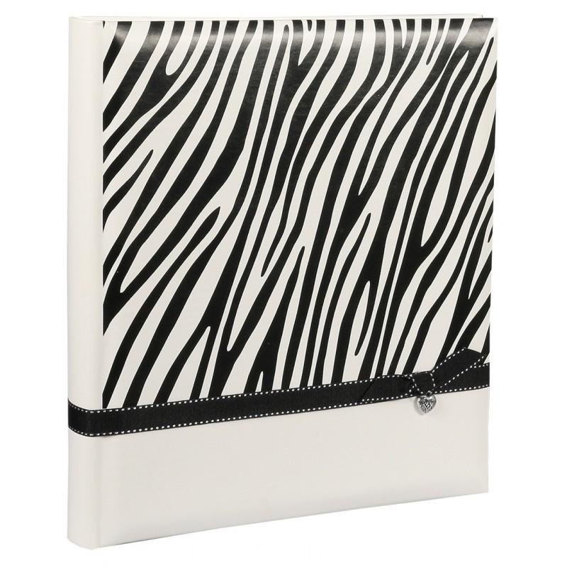 Album foto nuptial Zebra, 60 pagini, 29x32 cm