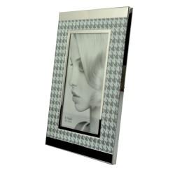 Rama foto decorativa Drops metal, format 10x15
