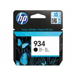 Cartus HP 934 original C2P19AE Black