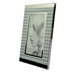 Rama foto decorativa Drops format 13x18, metal