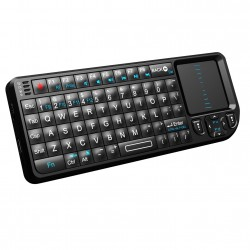 MINI TASTATURA  TOUCHPAD SI TELECOMANDA PREZENTARI V3 WIRELESS