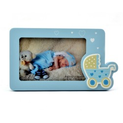 Rama decorativa Baby on Tour, Format 15x10