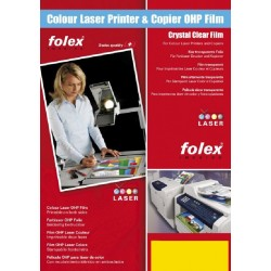 Folie transparenta fata-verso printabila pentru laser si copiator