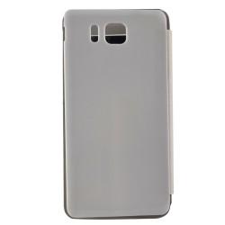 Husa Smart View pentru pentru Samsung G850 Galaxy Alpha