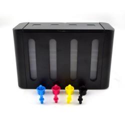 Rezervoare moderne sistem de alimentare continua ciss 4 culori