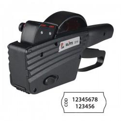 Marcator etichete 2 linii 8/6 caractere Blitz S14
