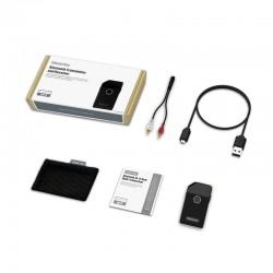 Emitator si receptor audio fara fir Bluetooth stereo, NFC / Apt - X