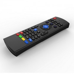 Telecomanda Smart TV, 3D Airmouse si Tastatura wireless