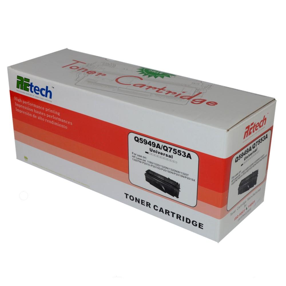 Toner 49a 49x Compatibil Hp Q5949a Q5949x Universal Capacitate: 7000 Pagini