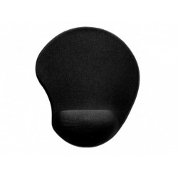 Mouse pad Gel ergonomic design, Negru
