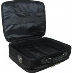 Geanta Laptop 15,6 inch, Genova Negru