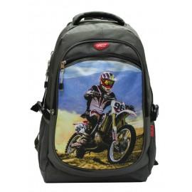 Ghiozdan adolescenti,Mountain Motorbike