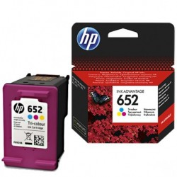Cartus HP 652 Original F6V24AE Color