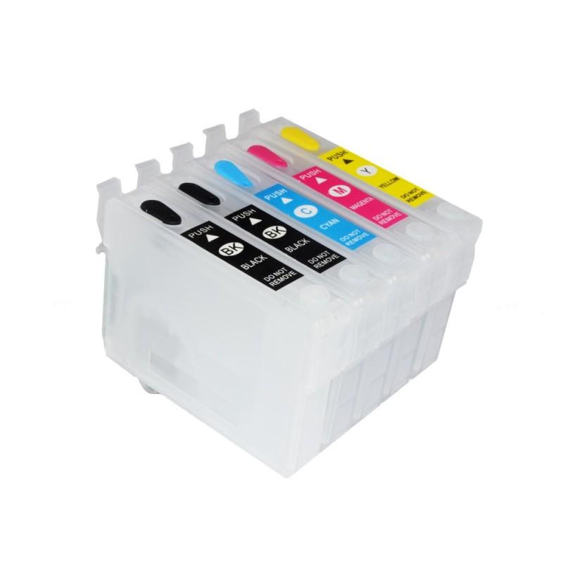 Cartuse reincarcabile pentru Epson B1100 B1110