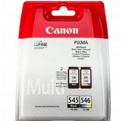 Set cartuse cerneala Canon PG-545+CL-546 originale