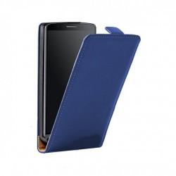 Husa  din piele Flip Exclusive compatibila cu LG G3
