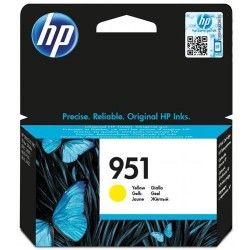 CARTUS ORIGINAL HP 951 Yellow CN052AE PENTRU IMPRIMANTE HP