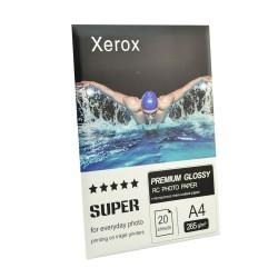 Hartie foto Xerox A4 265 gr RC Premium Glossy, 50 coli