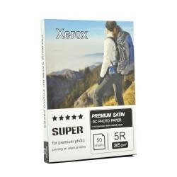 Hartie foto Xerox 13x18 265g RC Premium Satin, 50 coli