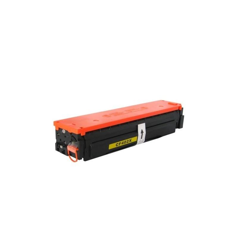 Toner CF402X yellow pentru HP