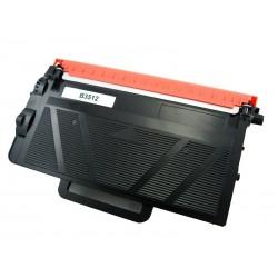 Toner compatibil TN3512 negru pentru Brother