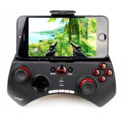 Controler Bluetooth iPega Gamepad, Negru