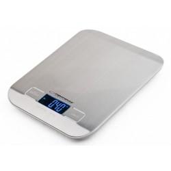 Cantar de bucatarie Esperanza Pineaple 5kg, Argintiu