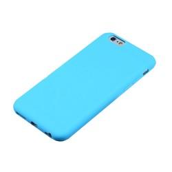 Jelly Case pentru iPhone 6 plus light blue