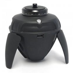 Stativ rotativ bluetooth panorame 360 grade cu telecomanda