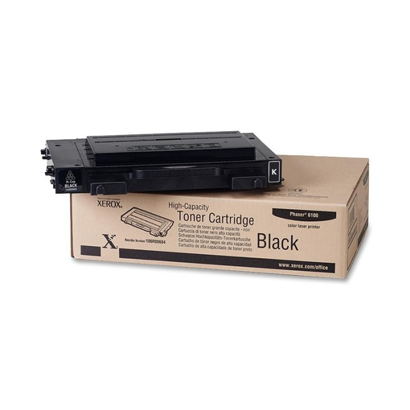 Xerox 106R00684 toner original pentru Phaser 6100