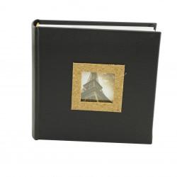 Album foto Cork piele ecologica personalizabil, 200 de poze, format 10x15