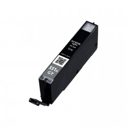 Cartus compatibil CLI-551XL Gri pentru imprimante Canon