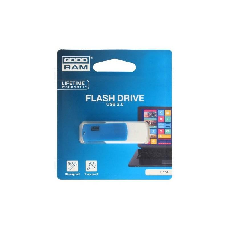 Stick memorie Shockproof 8GB, USB 2.0 Good Ram
