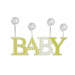 Rama foto Baby, 4 Clipsuri, 22x15 cm