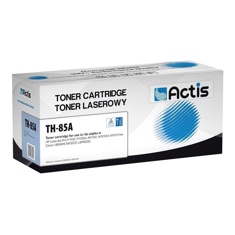 Cartus Toner compatibil CE285A Black HP 85A, Actis