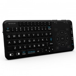 Mini tastatura wireless cu butoane multimedia, Rii i15