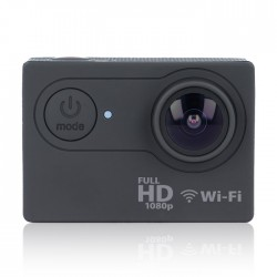 Camera de actiune Full HD cu telecomanda si accesorii, Forever SC300