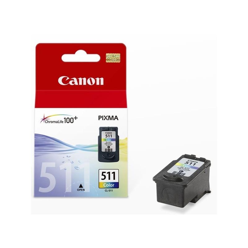 Cartus original Canon 511 Black CL-511