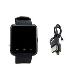 Ceas smartwatch, bluetooth, 11 functii, handsfree, SoVogue, negru