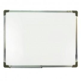 Tabla alba metalica, whiteboard 60x90 cm, pentru conferinte si cursuri, Orink